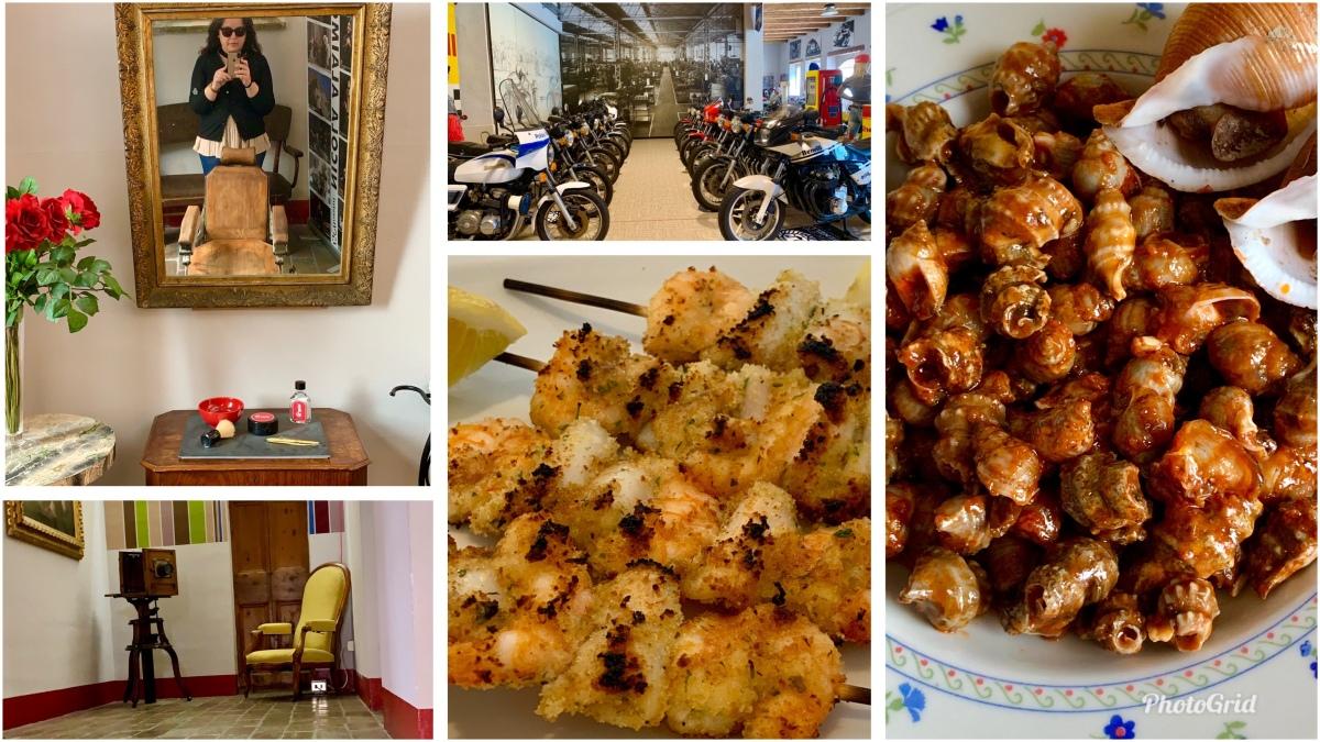 Casa Rossini, il Museo delle Officine Benelli, la rustita di pesce a Marotta, la stuzzicheria di mare in Ancona. 5 tappe dell'Itinerario di pAssaggio Pesaro-Ancona di Trenitalia e Slow Food.