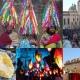 """Cartolina da """"Il Carnevale di Ascoli Piceno della Commedia dell'Arte e il Carnevale Storico del Piceno"""" mi"""